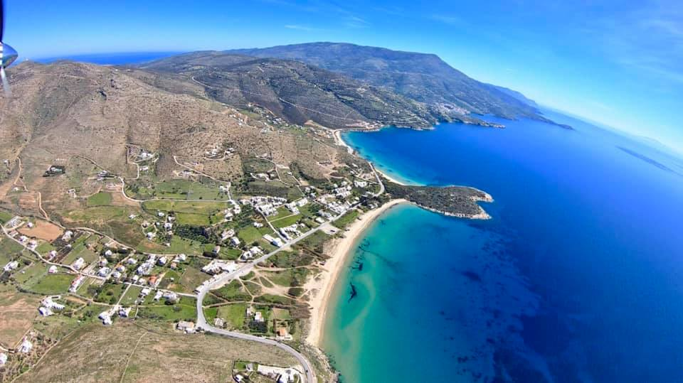 Agios Petros Bay