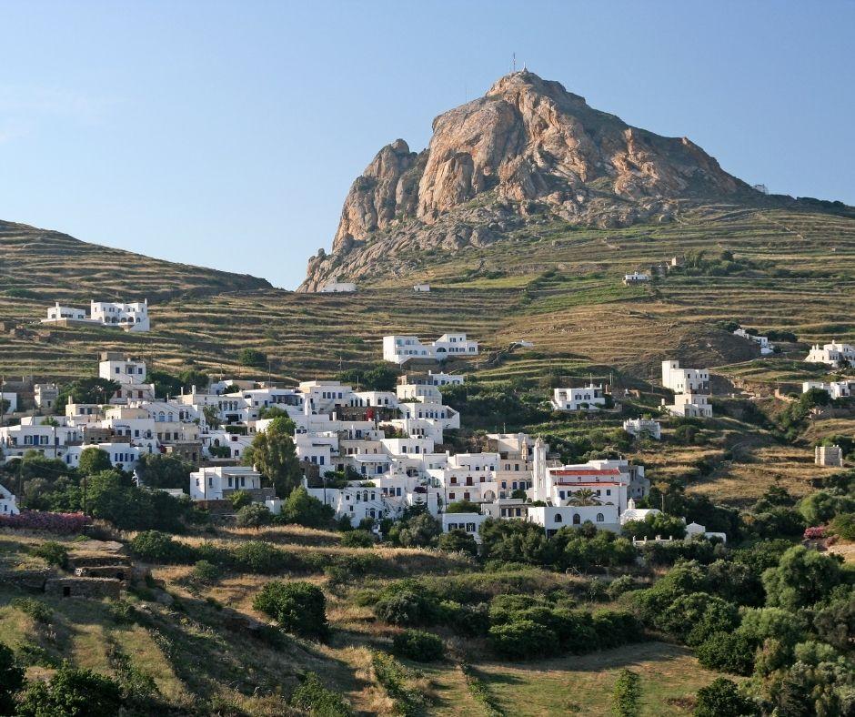 Loutra Village Tinos
