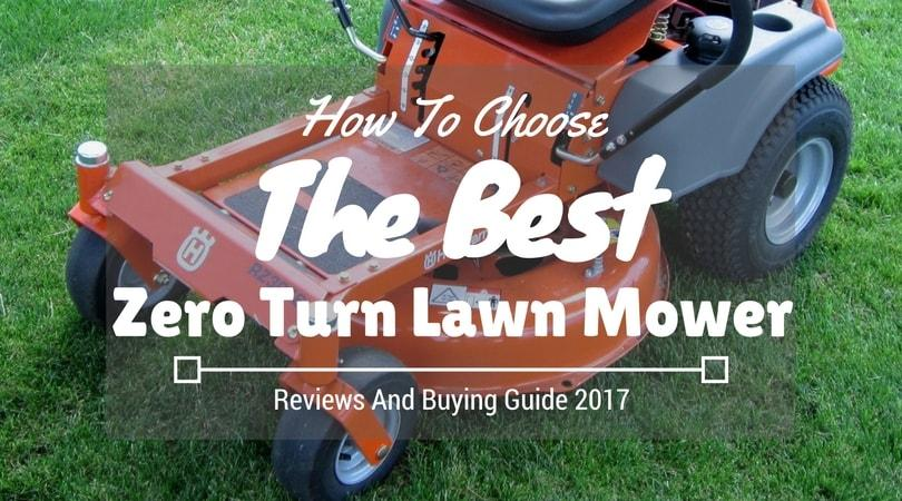 best-zero-turn-lawn-mower