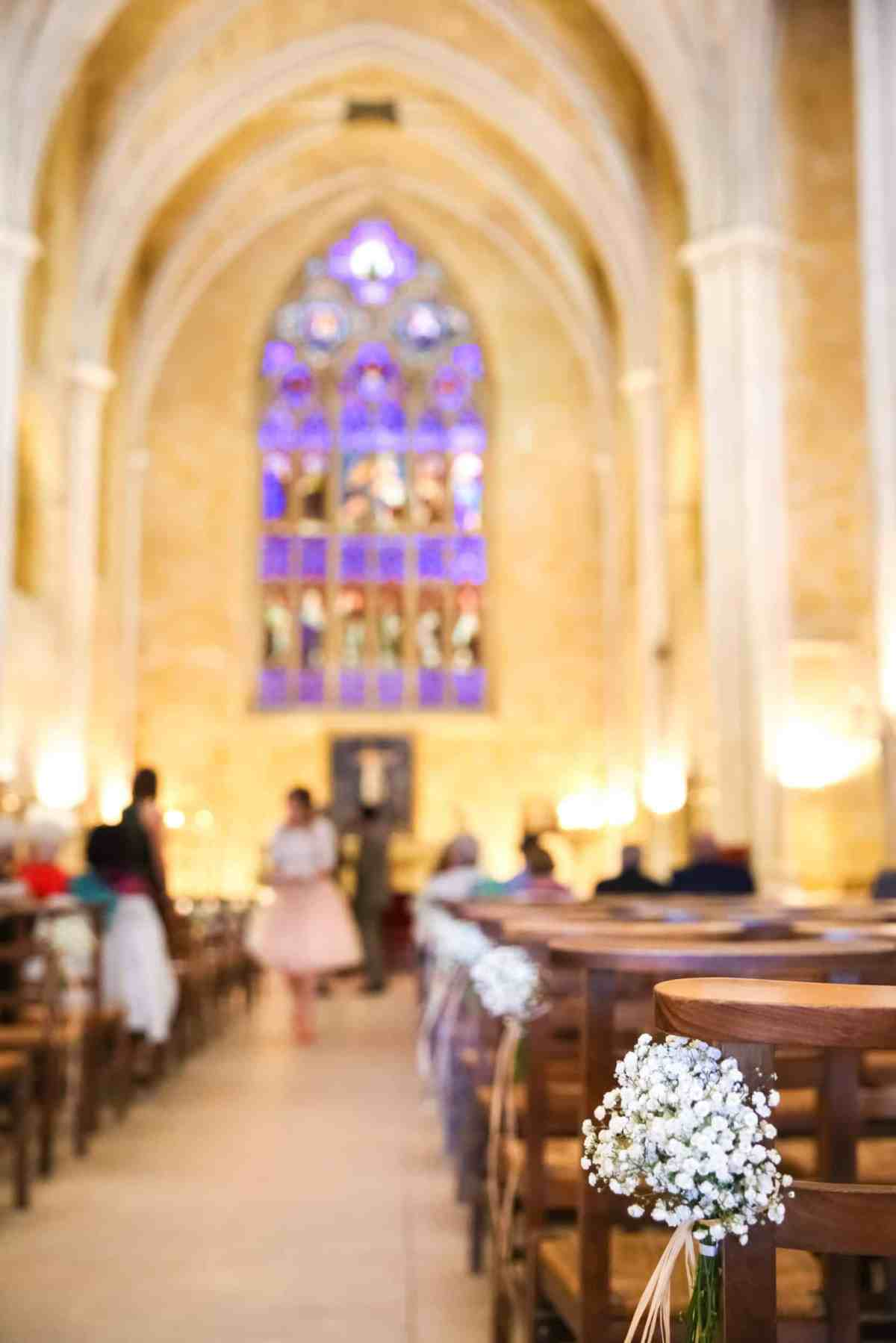 Mariage eglise Aix en Provence My Green Event