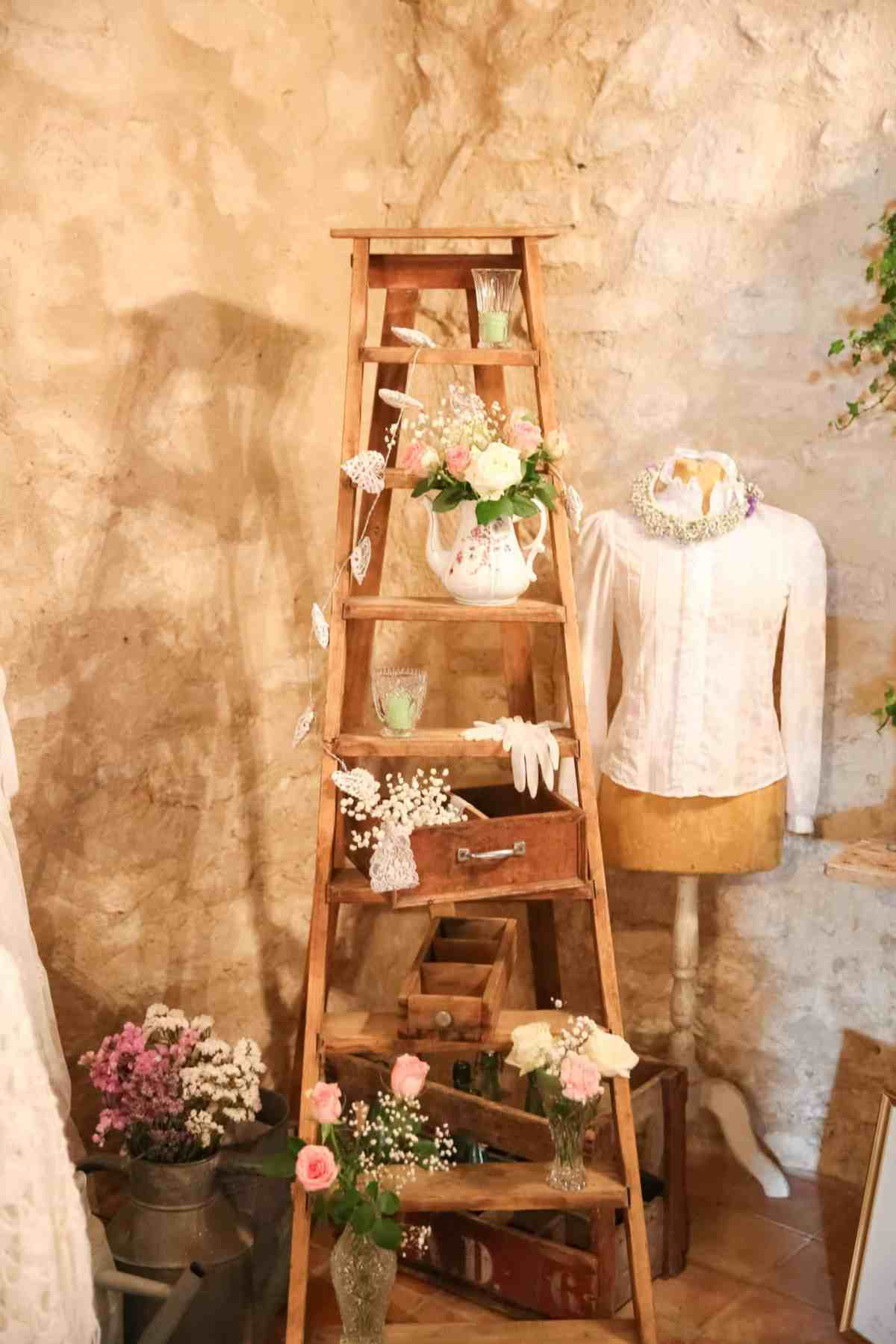 Deco mariage boheme vintage My Green Event
