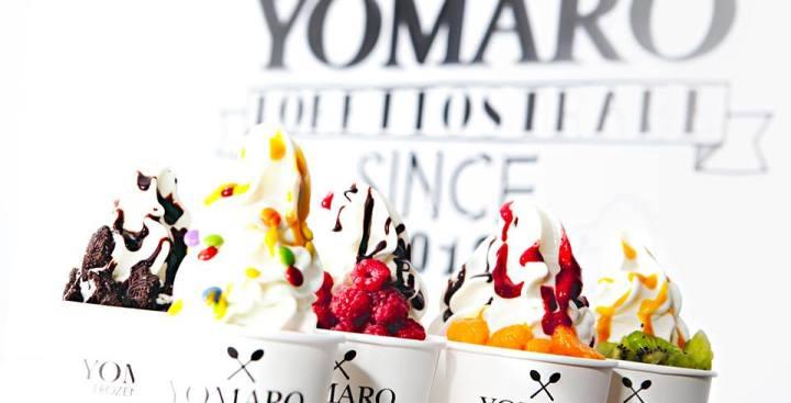 YOMARO Frozen Yogurt Meerbusch