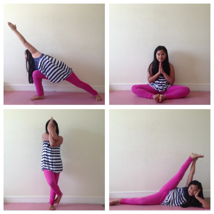 Lyka, so passionate about yoga