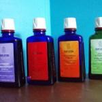 Green Beauty: Weleda Body Oils
