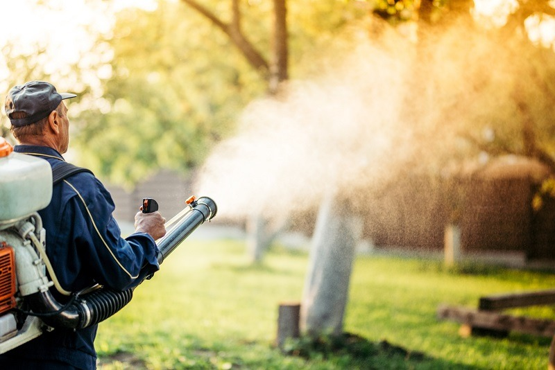 are backyard mosquito sprays safe and