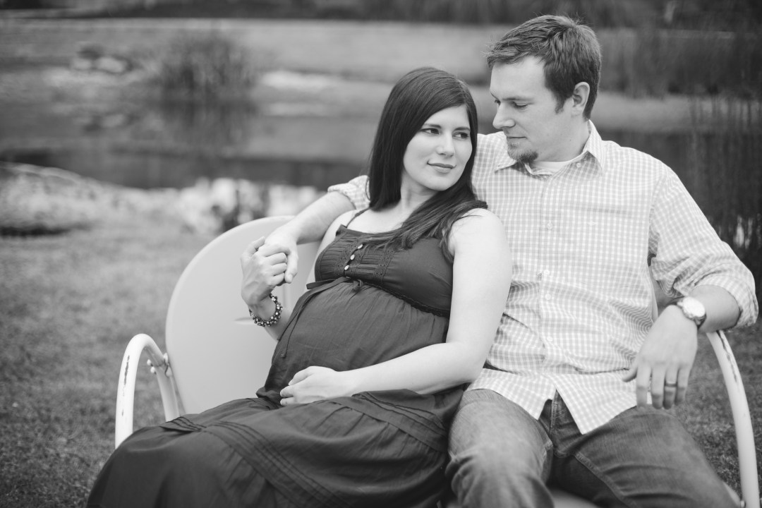 My Story - Maternity Shot