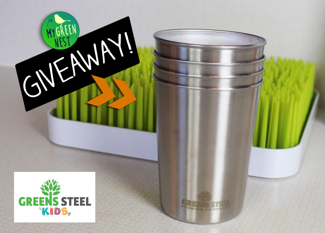 Safe Sippy Cups Giveaway!