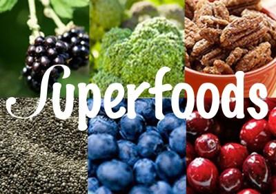 Alternative Superfoods