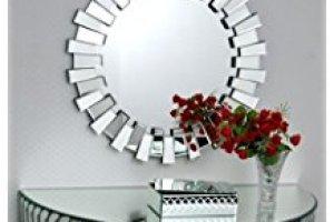Silver Mirror Frame - Griha Pravesh Gift