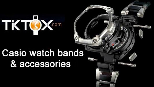 Mens Sport Watches G Shock Parts