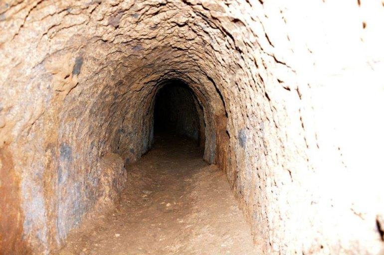 Japanese tunnels Camalig