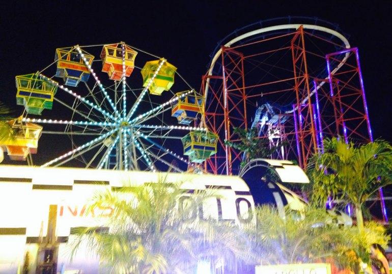 Fantasyland rides