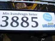 trolley number