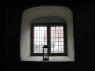 Glimminghus Castle, kitchen window