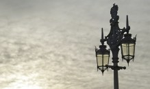 famous seafront lamps