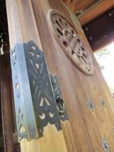 shrine door