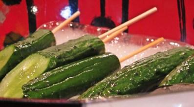 cucumber take away