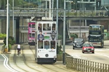 HK trams
