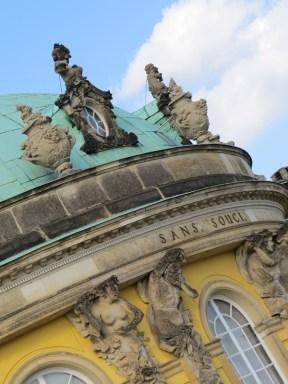 Sanssouci castle, Potsdam