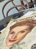 cafe - old magazine