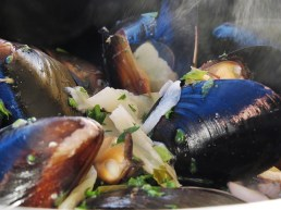 BH mussels