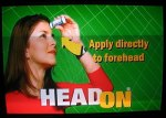 The Right to Apply Directly to Forehead Shall Not Be Infringed