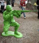 Army Field Tests Synthetic Soldiers