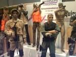 Hordes of Gun Wielding Mannequins Attacks SHOT Show