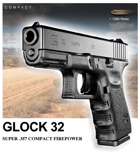 Gun Review: Glock 32 .357 Sig
