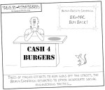 The Brady Big Mac Buy Back