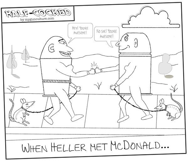 Half-Cocked: When Heller Met McDonald...
