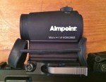 Review: Aimpoint Micro H-1 Red Dot Sight