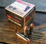 Ammo Review: Hornady 125gr FTX Critical Defense .357 Magnum
