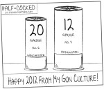 Half-Cocked: Happy 2012!