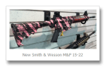 Pretty In Pink: Guns and Zombies of SHOT Show 2012
