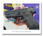 New Smith & Wesson Shield – It's Finger Candy