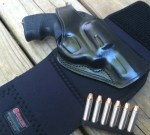 Holster Review: 10 Things You Can Do While Carrying A Gun With The Galco Ankle Glove