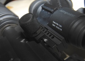 Aimpoint PRO Red Dot QRP2 Mount