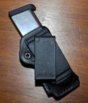 Holster Review: Blackhawk Leather Magazine Pouch
