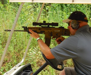 FN SCAR - Shooting Industry Masters 2012