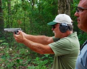 Roy Huntington American Handgunner Magazine shooting Colt 1911 Shooting Industry Masters