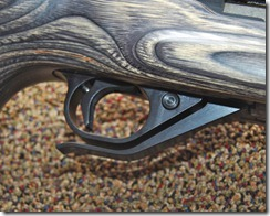 Force trigger magazine release in ruger 10/22