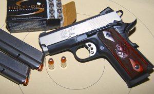 Springfield Armory EMP 9mm magazines