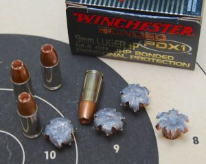 Winchester Elite PDX1 9mm +P Personal Protection Ammunition