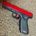 SIRT Training Pistol – Are Eunuch Guns Firing Blanks Or Banking Firing Practice?