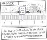 Half-Cocked: White House Announces New Security Measures