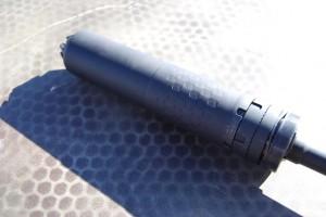 SilencerCo Saker 5.56mm silencer