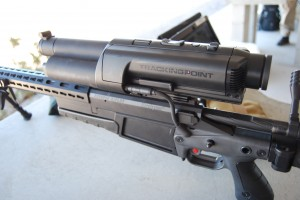 Tracking Point Laser Targeting System