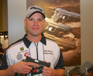 Champion Shooter Max Michel of Team Sig