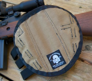 Smith Enterprise Tactical Strap-On Cheek Piece back
